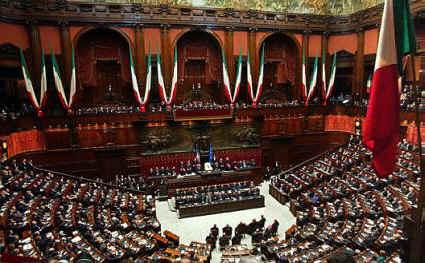 La casta che non cambia acfans for Sito parlamento italiano