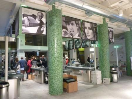 Eataly smeraldo tutte le foto dell anteprima acfans for Piani di costruzione di stand del ristorante
