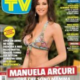 Copertina TV Sorrisi e Canzoni n°30 (2015)