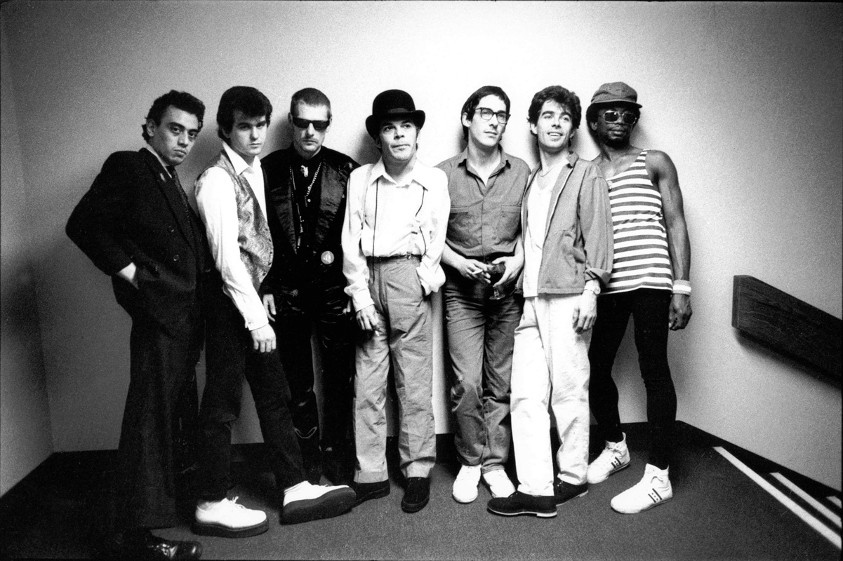 Ian Dury The Blockheads Reasons To Be Cheerful Pt 3
