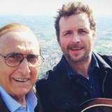 Jovanotti e Pippo Baudo