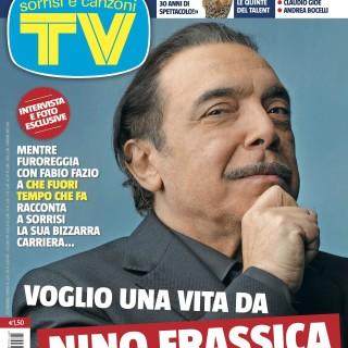 Copertina TV Sorrisi e Canzoni n°44 (2015)
