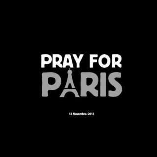 Pregare per Parigi (Pray for Paris)