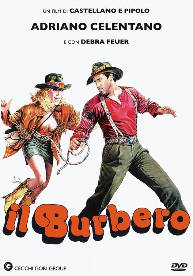 locandina del film 'Il burbero'