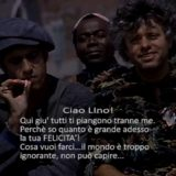 Adriano Celentano e Lino Toffolo nel film Yuppi Du