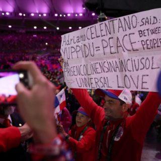 cerimonia di chiusura Olimpiadi di Rio 2016