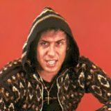 Adriano Celentano in puro stile rapper