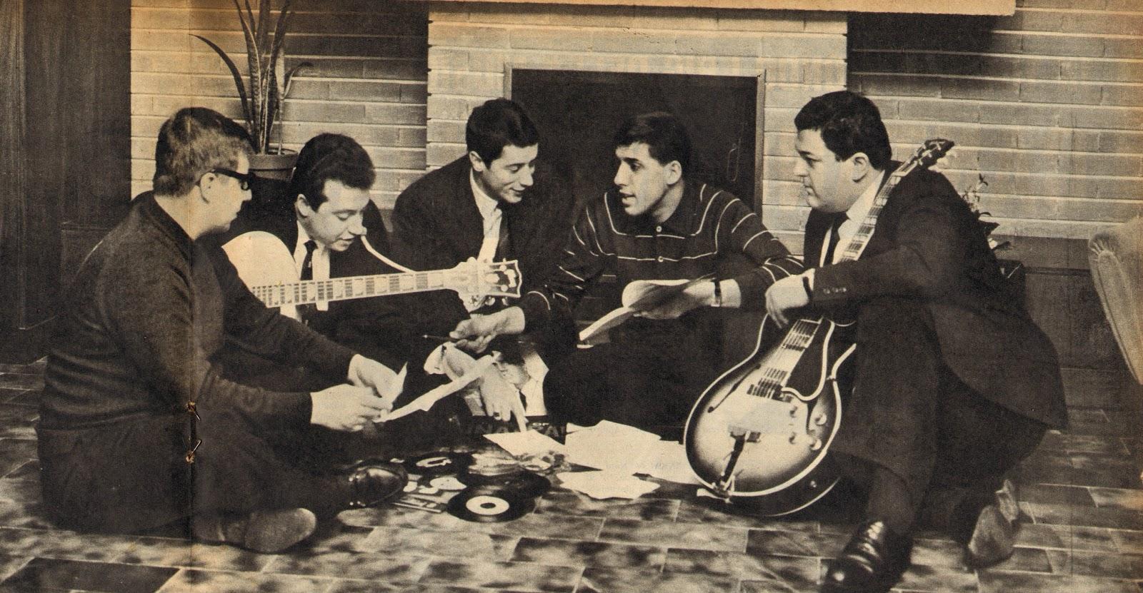 Adriano Celentano, cantautore