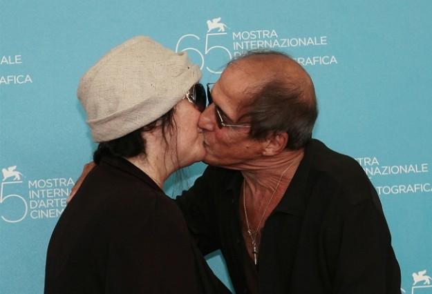 Adriano Celentano e Claudia Mori, una coppia vera