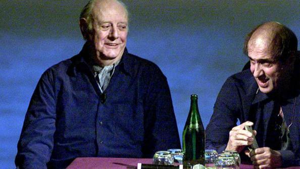 Addio a Dario Fo, il Giullare italiano