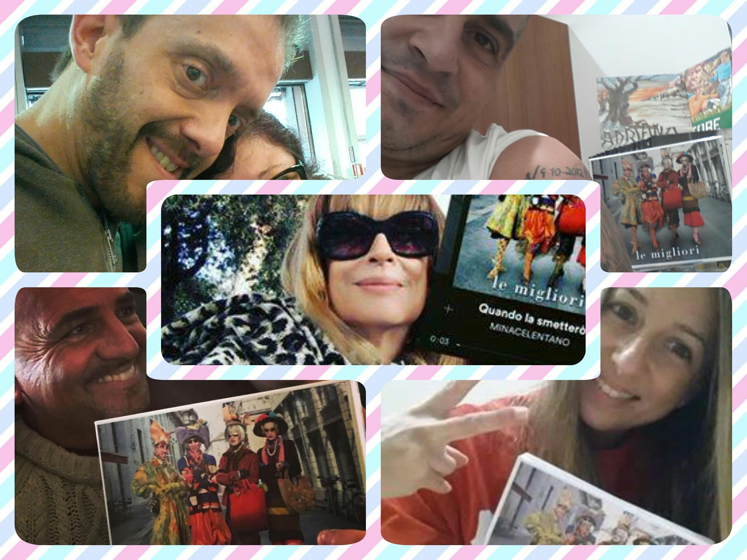 MinaCelentano sono Le Migliori… come i loro fans! – Le vostre foto #3