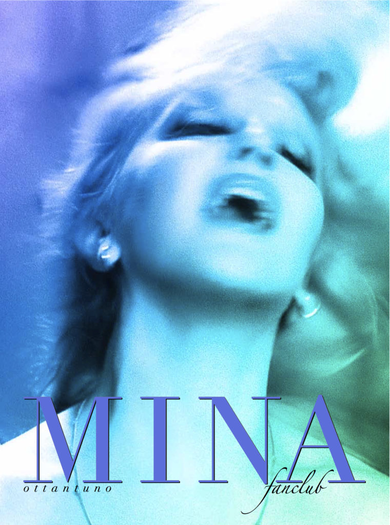Mina Fan Club - Fanzine n°81