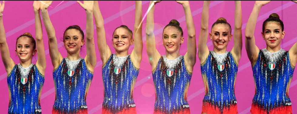 nazionale italiana di ginnastica ritmica