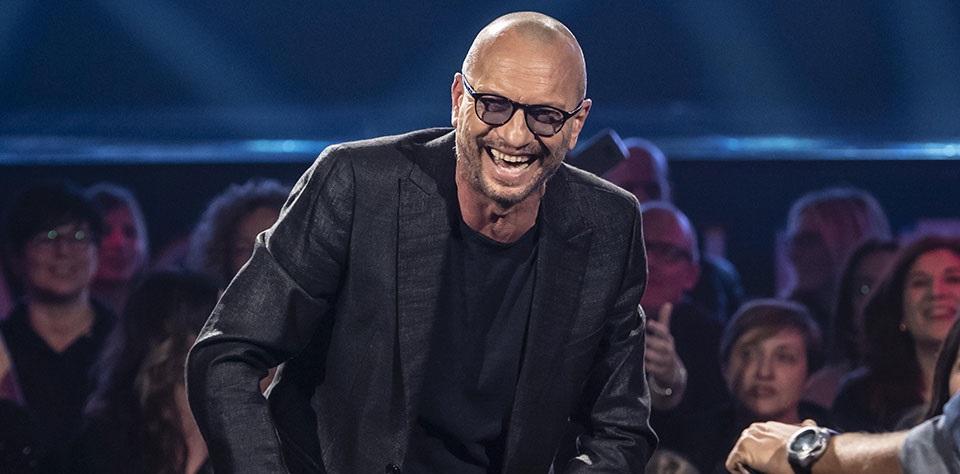"""Biagio Antonacci a Radio Italia parla di """"Mio fratello"""""""