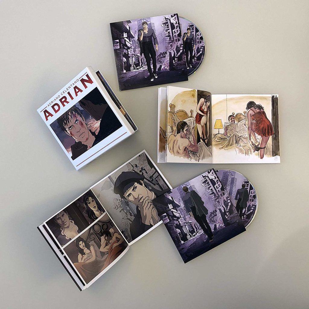 Adrian - CD