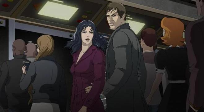 Adrian e Gilda