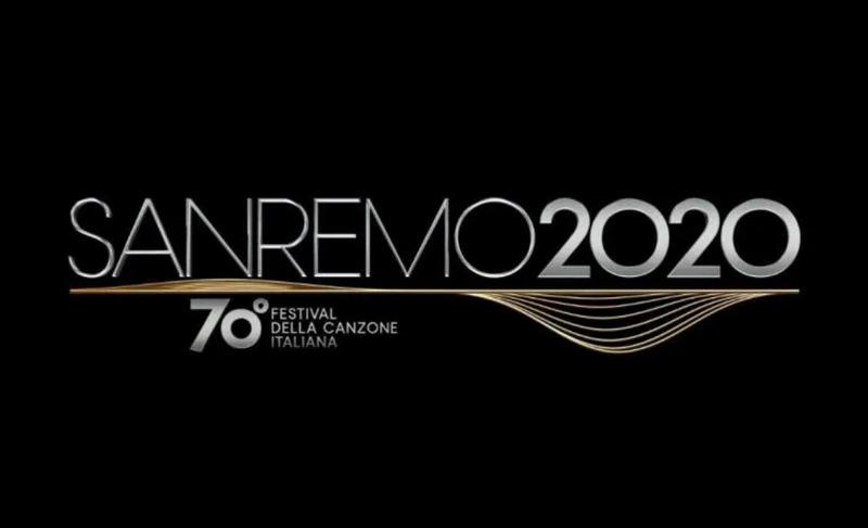 logo 70° Festival della Canzone Italiana - Sanremo 2020