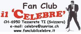 Fans Club IL CELEBRE
